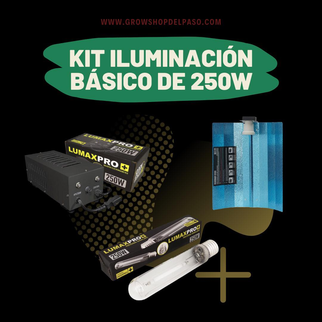 Kit Iluminación Básico 250W
