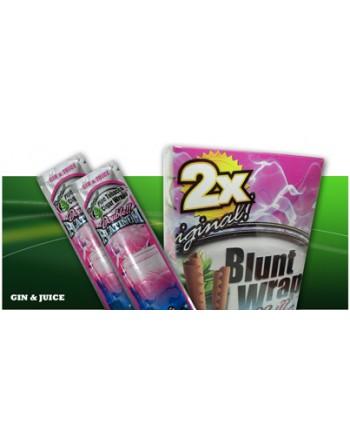 BLUNT WRAP X2 GIN & JUICE