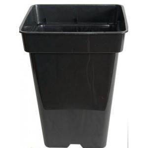 Maceta 7Lts Plastico Negro